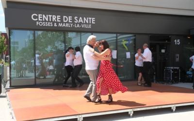 Démonstration de danses de salon par Danse & Détente