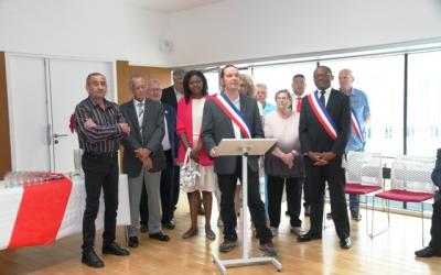 Discours du maire de Fosses, Pierre Barros, le 14 juillet 2019